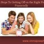Six Steps To Getting Off on the Right Foot Financially