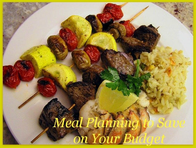 Meal Planning to Save on Your Budget
