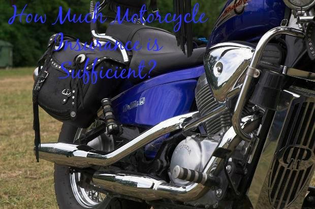 How Much Motorcycle Insurance is Sufficient?