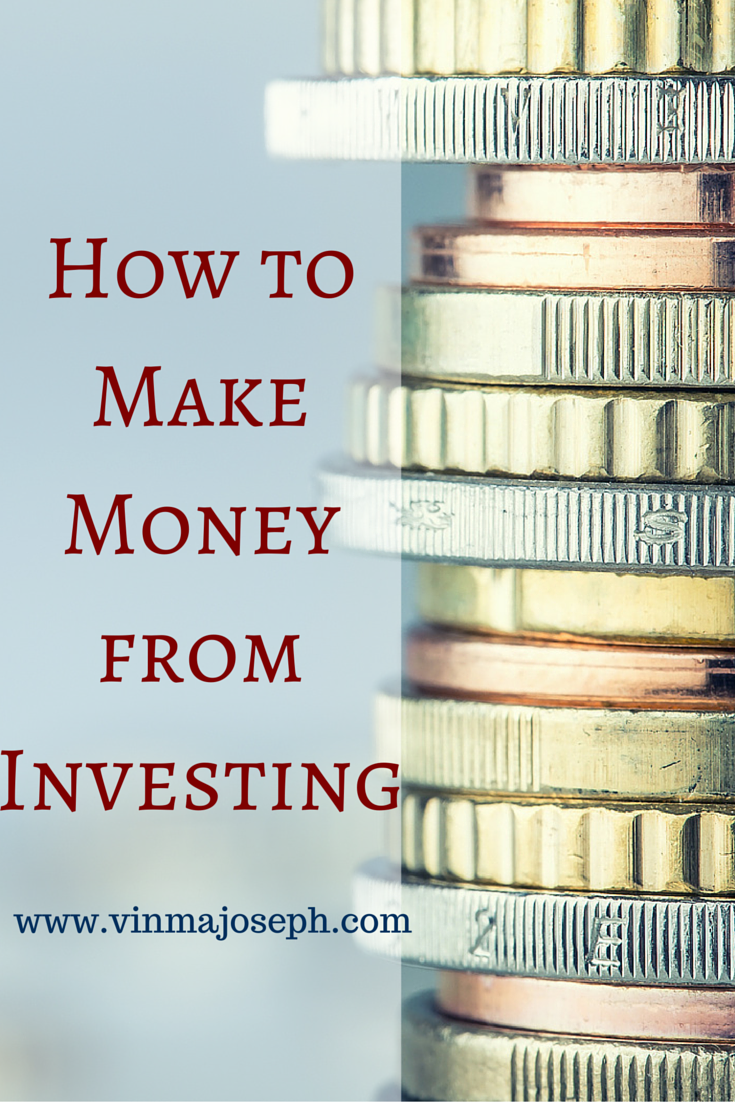 How to Make Money by investing